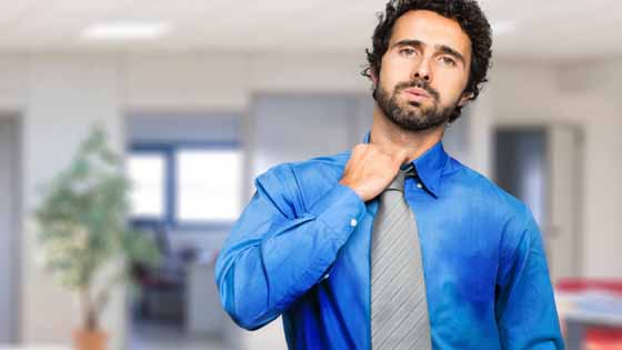 Excessive Sweating Hyperhidrosis